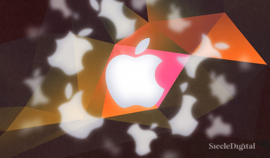 Image de logos Apple.