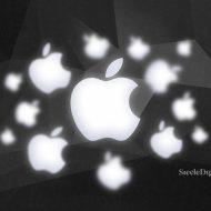 illustration du logo apple