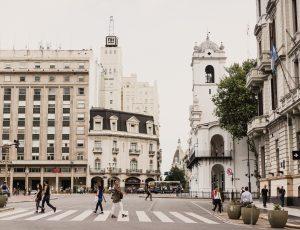 Aperçu de Buenos Aires.