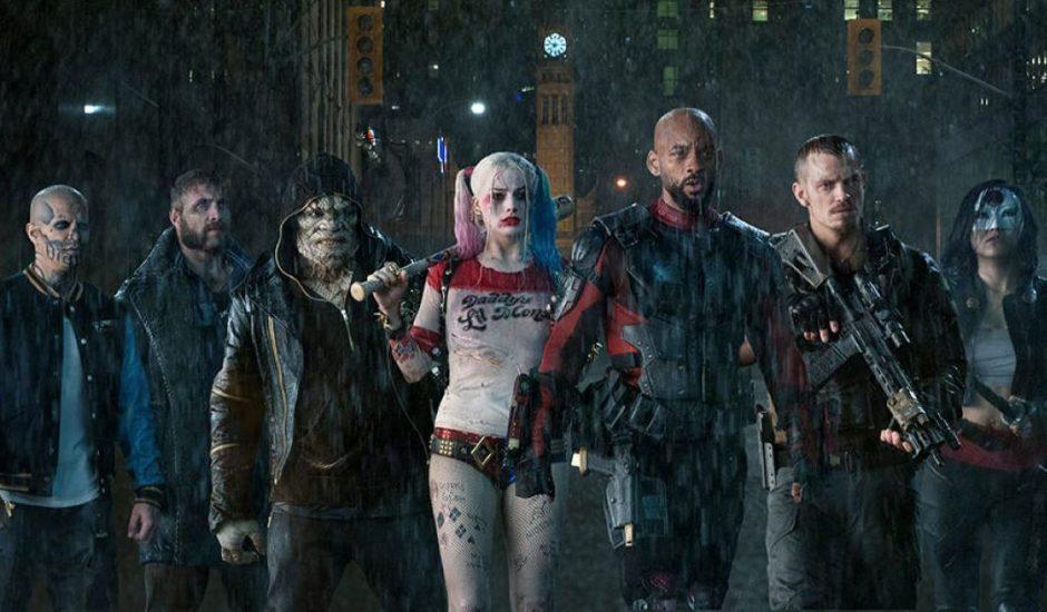 image promotionnelle du film suicide squad