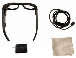 Manuel d'utilisation des lunettes intelligentes Gemini.