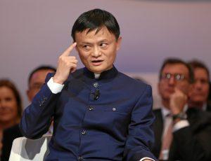 Jack Ma fondateur du géant chinois Alibaba