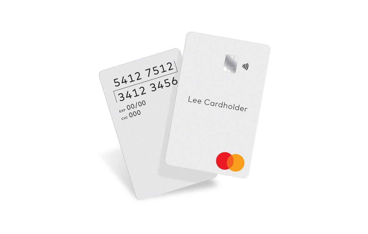 nouvelles cartes mastercard sans bandes magnétiques