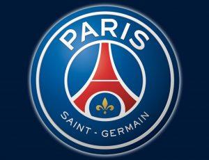 Le logo du PSG.