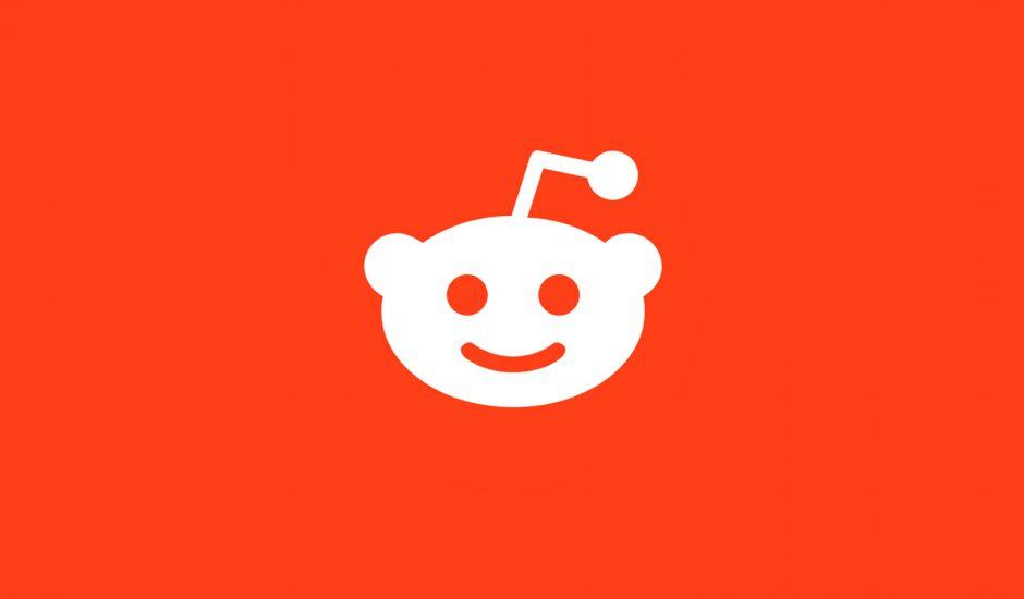 Le logo de Reddit.