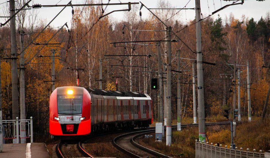Photographie d'un train entrant en gare.