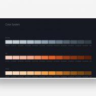 exemple d'un outil proposé dans Colors&Fonts