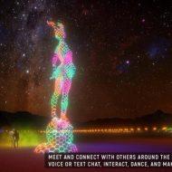 Burning Man en ligne