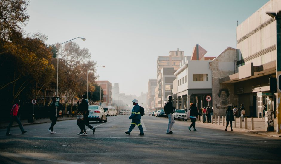 Aperçu de la ville de Pretoria.