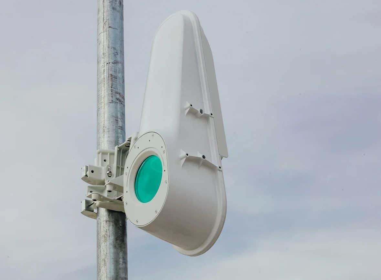 Taara : première liaison réussie pour le réseau Internet par faisceaux lumineux d'Alphabet