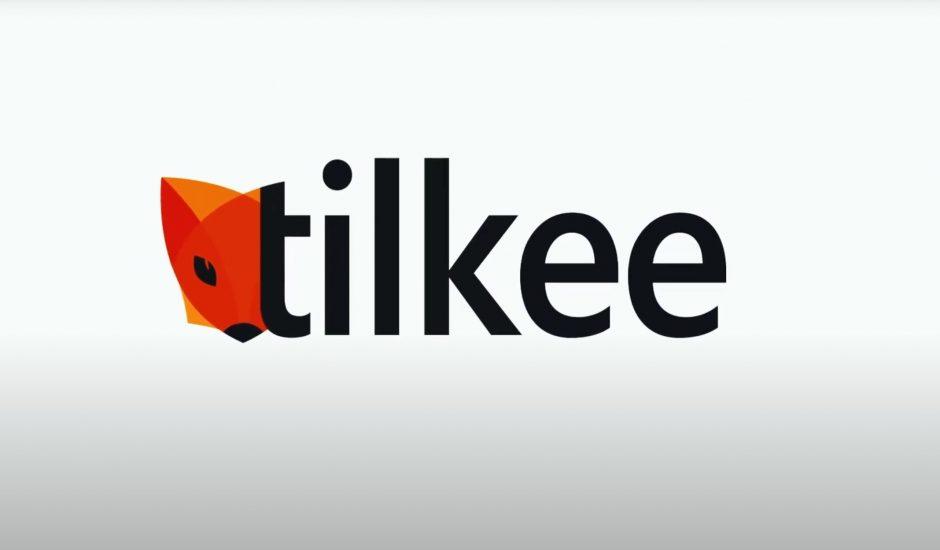Illustration du logo de Tilkee