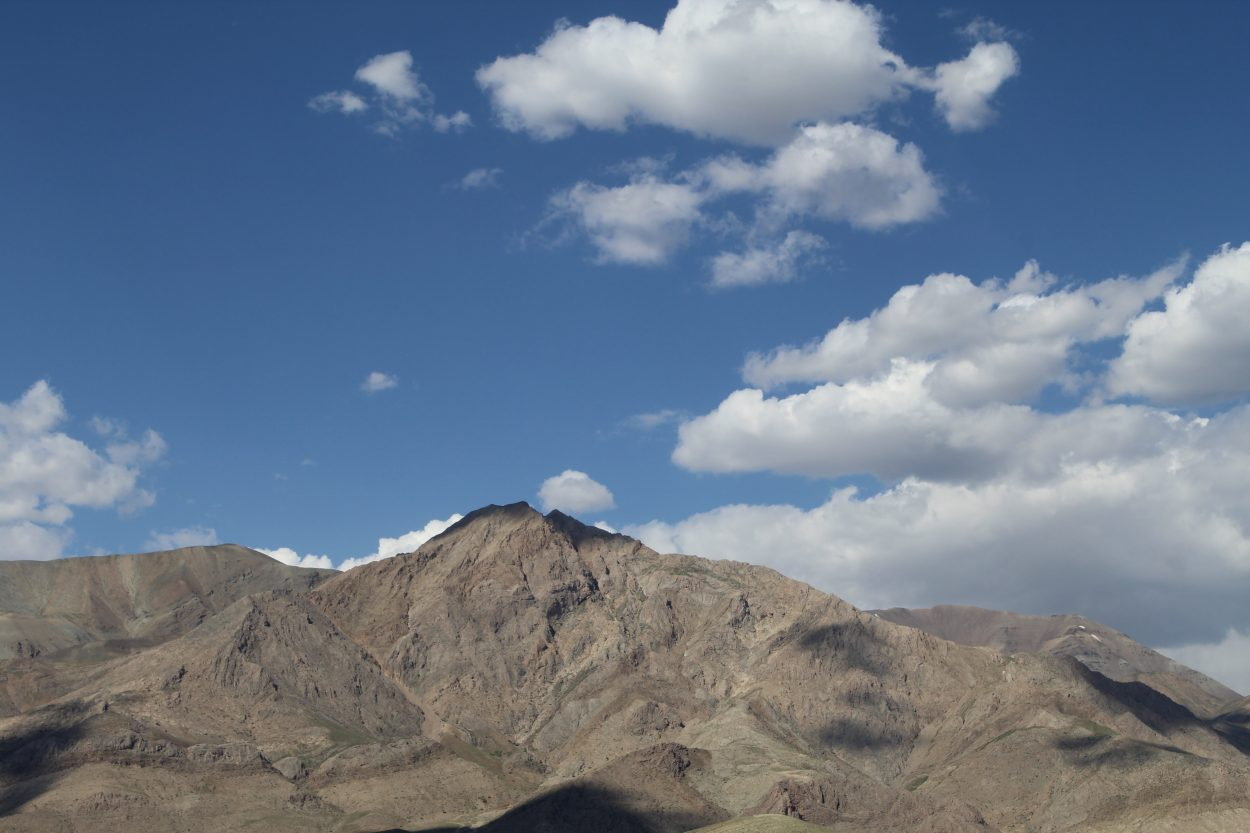 Une montagne en Iran