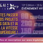 big data & AI Paris édition 2021