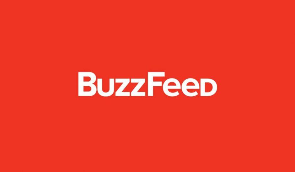 Le logo de Buzzfeed.
