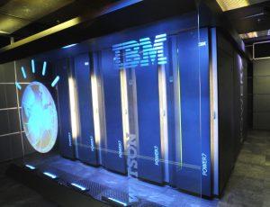 Un serveur destiné au fonctionnement d'IBM Watson