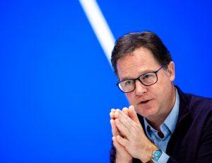 Aperçu de Nick Clegg