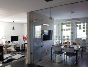 un bureau de startup