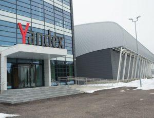 Aperçu des bureaux de Yandex.