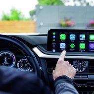Aperçu du CarPlay.