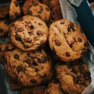 Une boîte de cookies