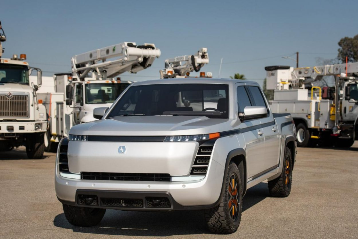 Le pick-up électrique Endurance, de Lordstown
