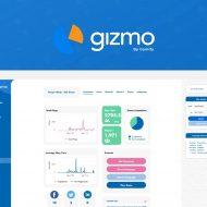 tableau de bord Gizmo