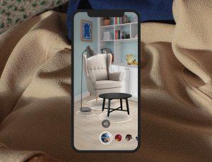 Visualisation de plusieurs meubles IKEA