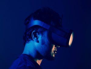 Aperçu d'un casque VR Oculus