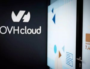 Le logo OVH cloud