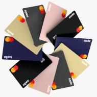 Aperçu des cartes de crédit Swile.
