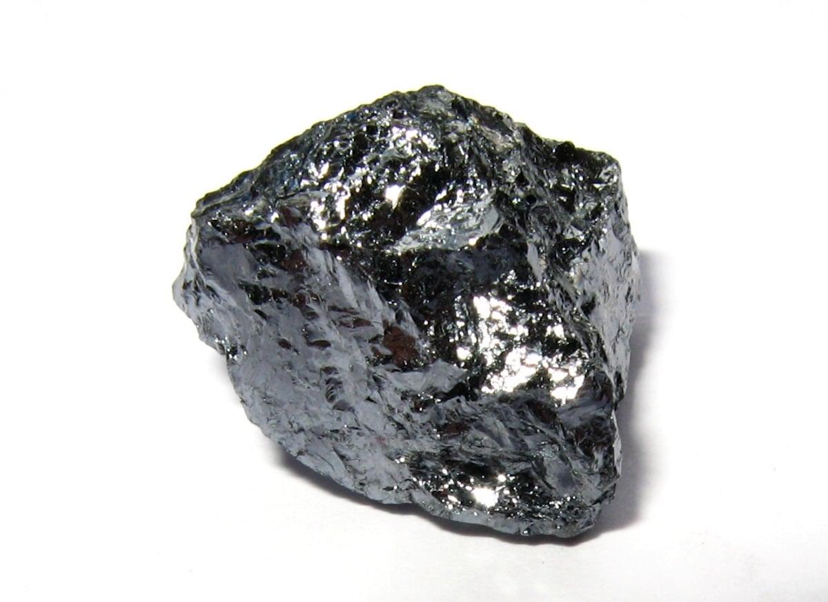 un caillou de silicium