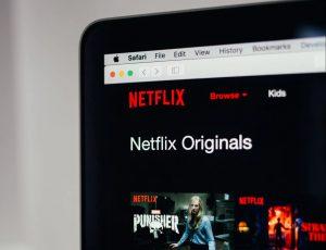 Netflix sur un ordinateur