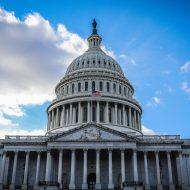 Le Capitole, à Washington D.C.
