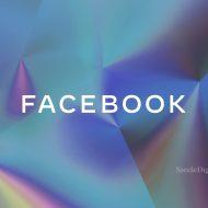 Illustration du logo de Facebook.