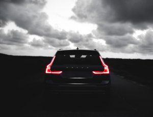 Aperçu d'un véhicule Volvo.