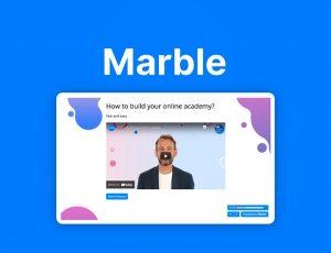 Marble plateforme