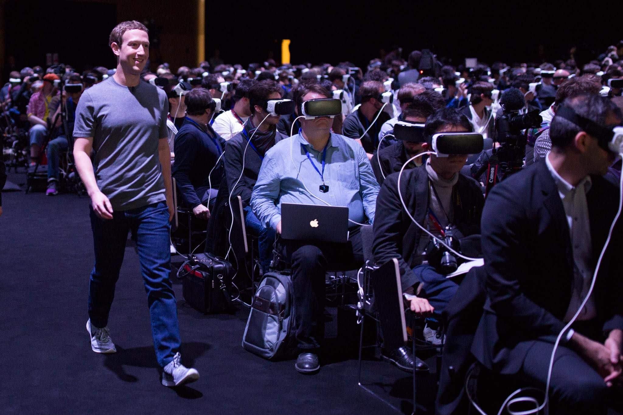 Facebook souhaite changer de nom