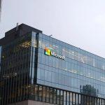 Les bâtiments de Microsoft