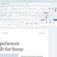 Office 2021 dévoile ses fonctionnalités et son prix pour la sortie de Windows 11.