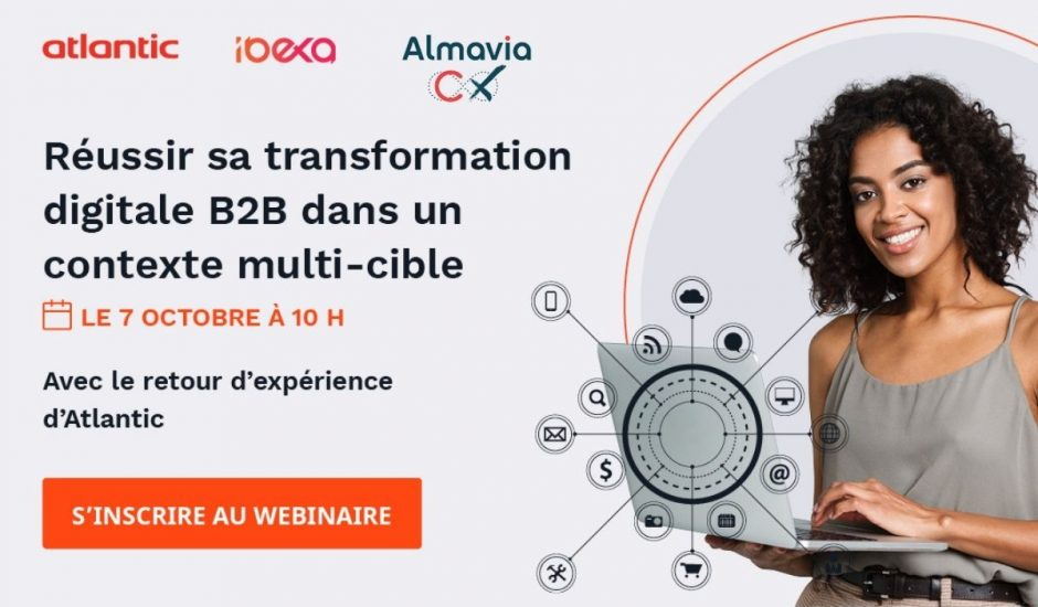 webinar multicible b2B transfo digitale